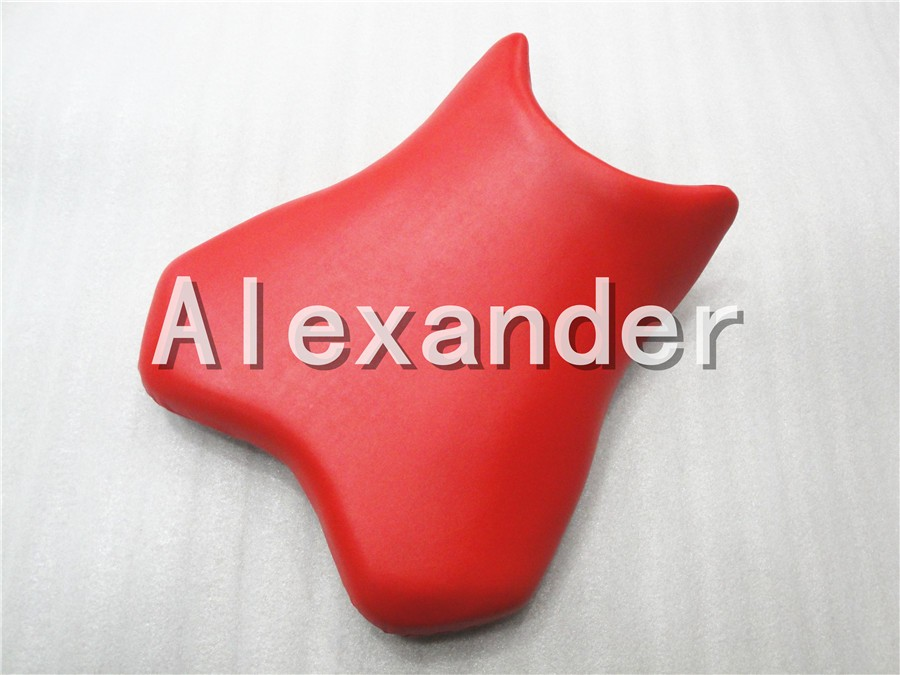 For Yamaha YZF 600 R6 2006 2007 Red Motorcycle Front Driver Rider Seat Cushion Pillow Pad