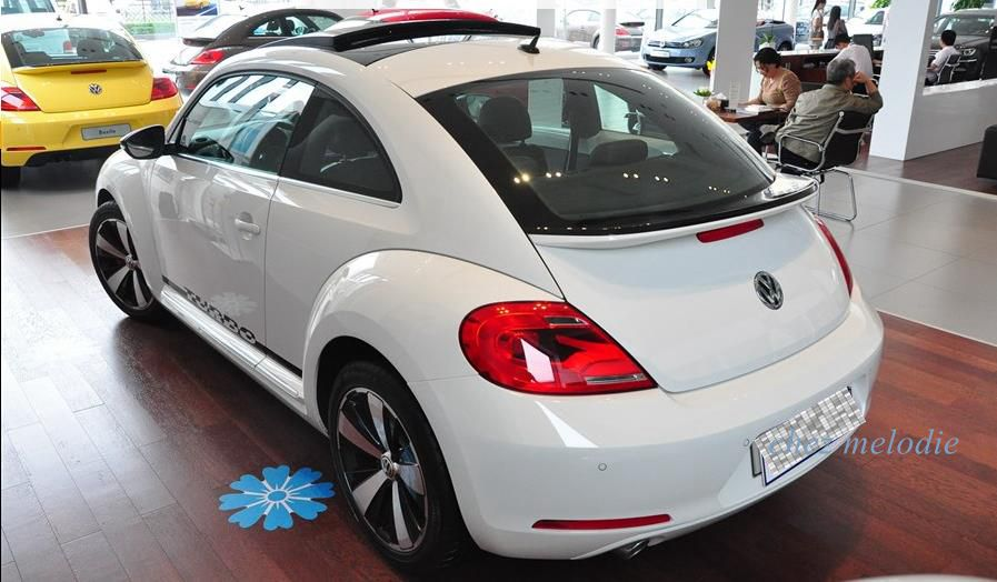 volkswagen beetle 2015 colors. aliexpresscom buy different colors painted abs sports car rear trunk spoiler wing for volkswagen new beetle 2013 2017 no drilling needed from reliable 2015 p