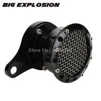 For Harley Sportster 883 1200 XL 48 2004 UP Motorcycle Black CNC AluminumVelocity Stack Air Cleaner Intake Filter
