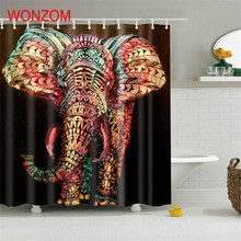 Online Get Cheap Elephant Shower Curtain -Aliexpress.com | Alibaba ...