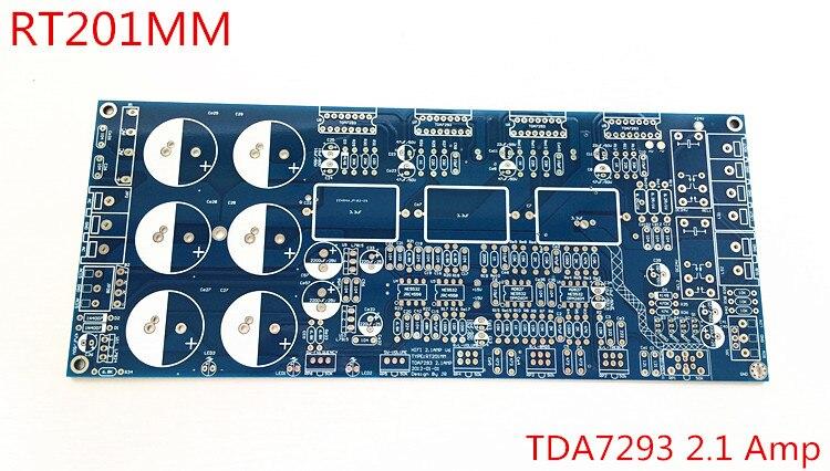Platine nur 2,1 verstärkerplatine tda7294 tda7293 verstärker ...