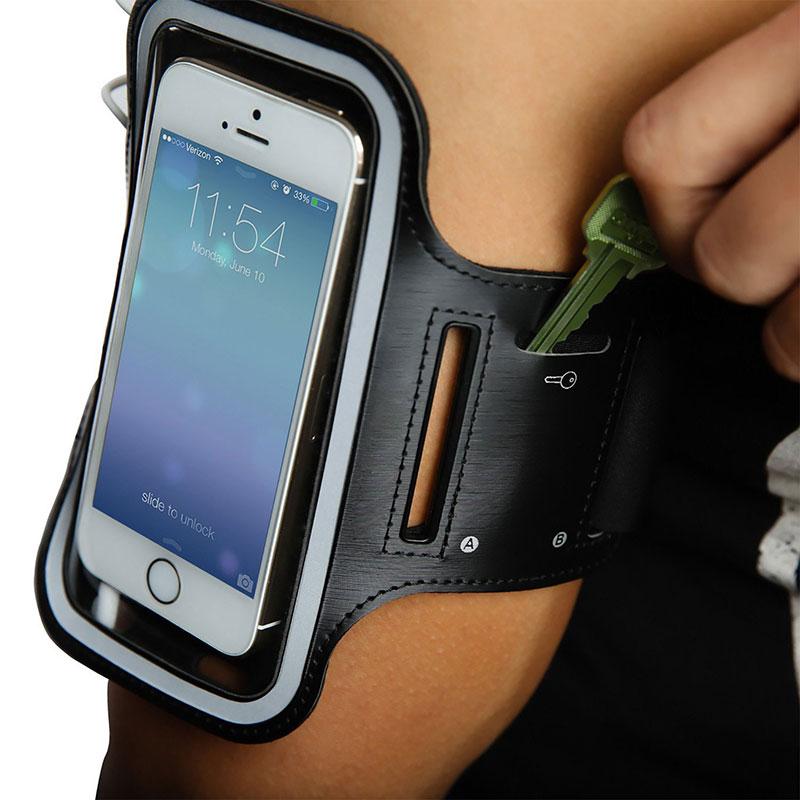 Mobile Phone bag for Samsung Galaxy S8/S4/S5/S6/S6 Edge/S6 Edge Plus Sport Gym Phone Bag Pouch Waterproof Cash Key Bag