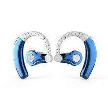 Фотография Cordless headphones true wireless Bluetooth earbuds waterproof TWS Bluetooth earphones stereo sports Bluetooth headset for phone