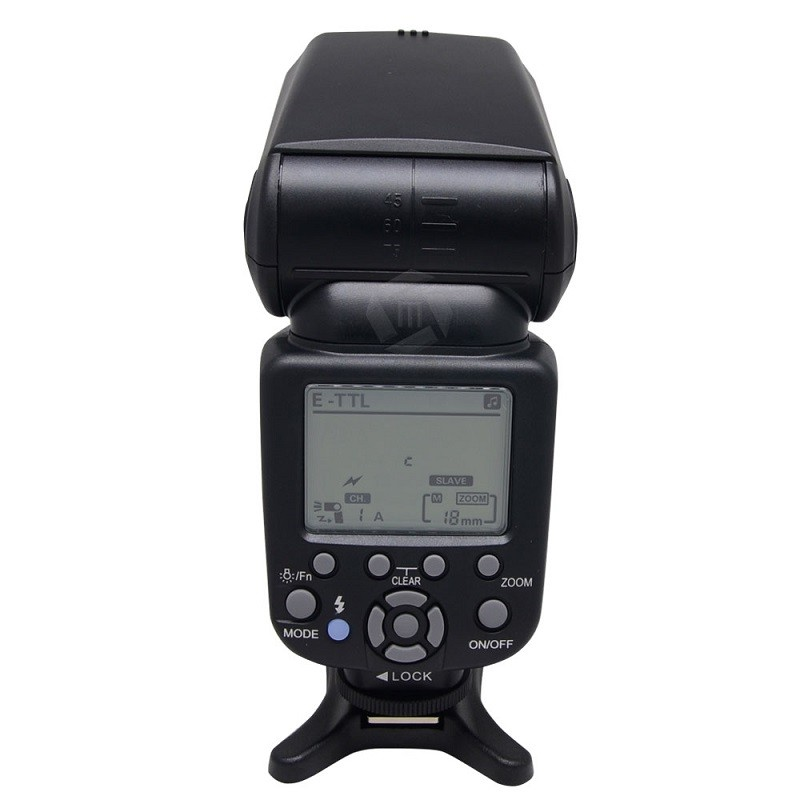 TRIOPO TR-982II C with TTL Master/Slave Wireless High Speed Sync 1/8000s Flash Speedlite for Canon DSLR Camera triopo tr 586ex c wireless ttl flash speedlite for canon eos 5d mark ii 5d3 7d 6d 70d 650d 5diii 5d ii 60d as yongnuo yn565ex ii