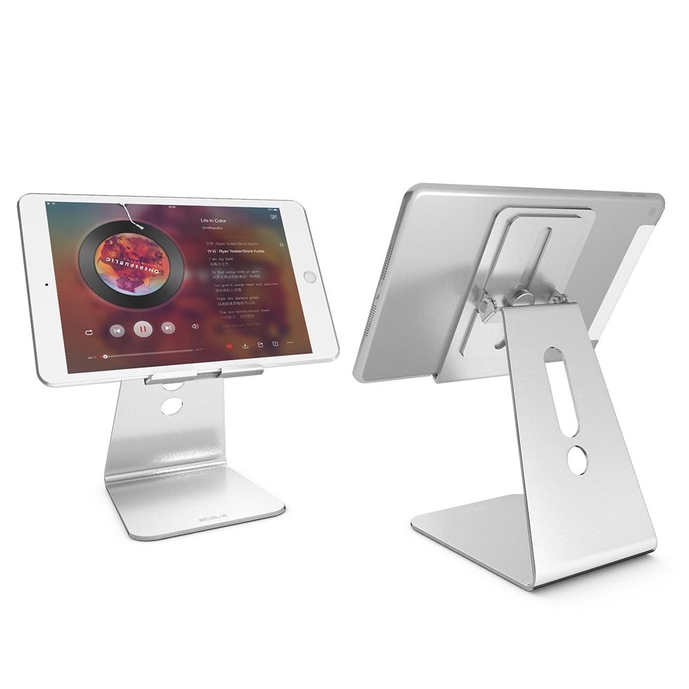 Ecola E11 Freedom series multi-angle adjustable tablets stand ergonomics mobile phone holder metal for iPad/iPhone
