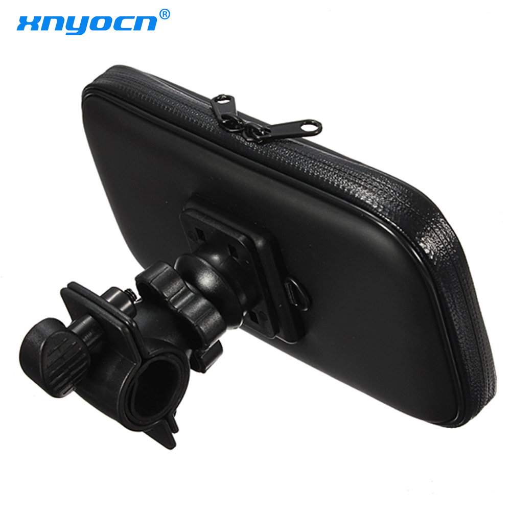 Motorcycle Bicycle Phone Holder Mobile Phone Stand Support for iPhone 5 5S 5C 4S 6 Plus GPS Bike