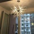 Акриловая декоративная лампа  светодиодная необычная лампа  современный стиль  для спальни  подвесной светильник  для гостиной