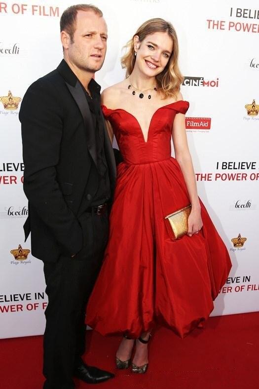 Vestido De Novia 2017 Vintage Red Carpet Celebrity Pageant Gowns Off Shoulder V Neck Clic Taffeta Anke Length Prom Dress In Mother Of The Bride