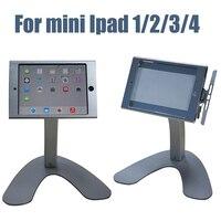 Mini Ipad Security Stand Anti Theft Display Case Tablet Lock Ensclourse Soporte De Bloqueo De Seguridad