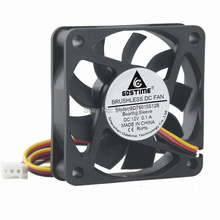 1 Piece Gdstime 60MM 12V 3Pin 60x60x15mm 6cm 6015 Brushless DC Cooling Cooler Fan