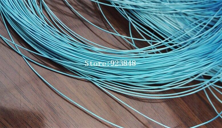 Aliexpress.com : Buy heart of ocean wire OD:0.42mm blue 50pcs*1.3m ...