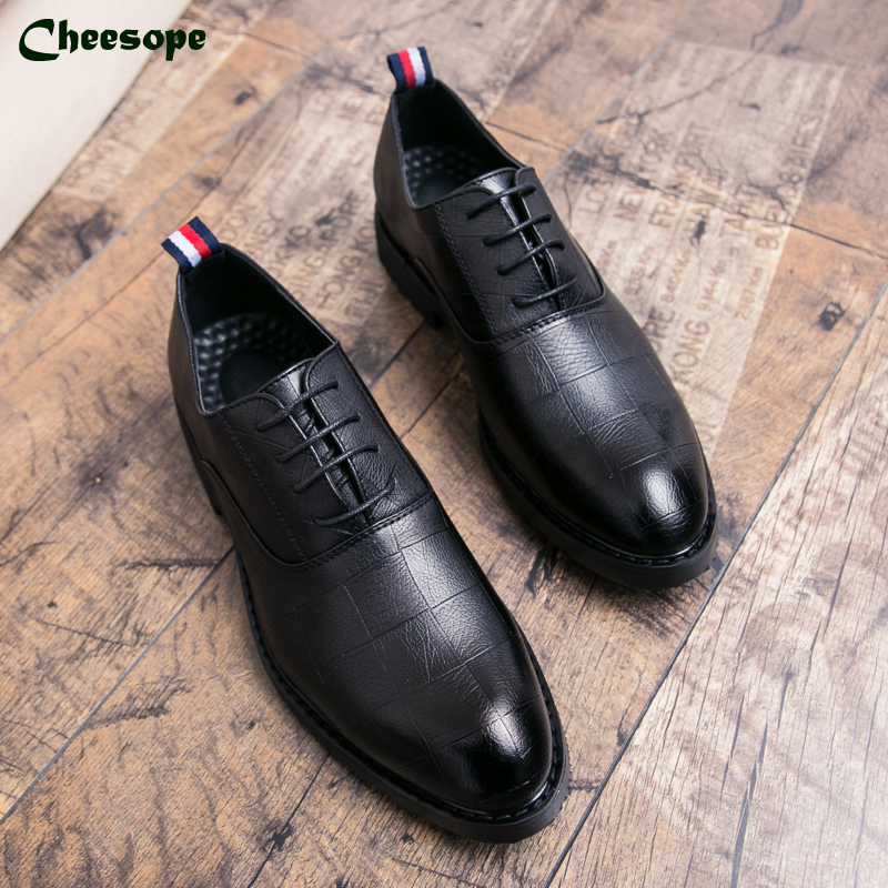 Clever M-anxiu 2019 New Design Fashion Mens Tassel Shoes Luxury Leather Italian Formal Snake Skin Dress Office Footwear Drop Shipping Formal Shoes Men's Shoes