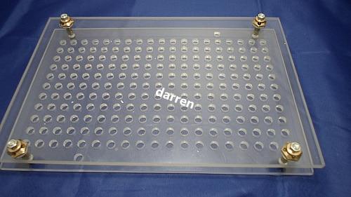 209 holes capsule machine, manual capsule filler, capsule filling machine Without tamping tool Capsule filling plates manual capsule filler capsule filling machine with tamping tool 100 hole size 0