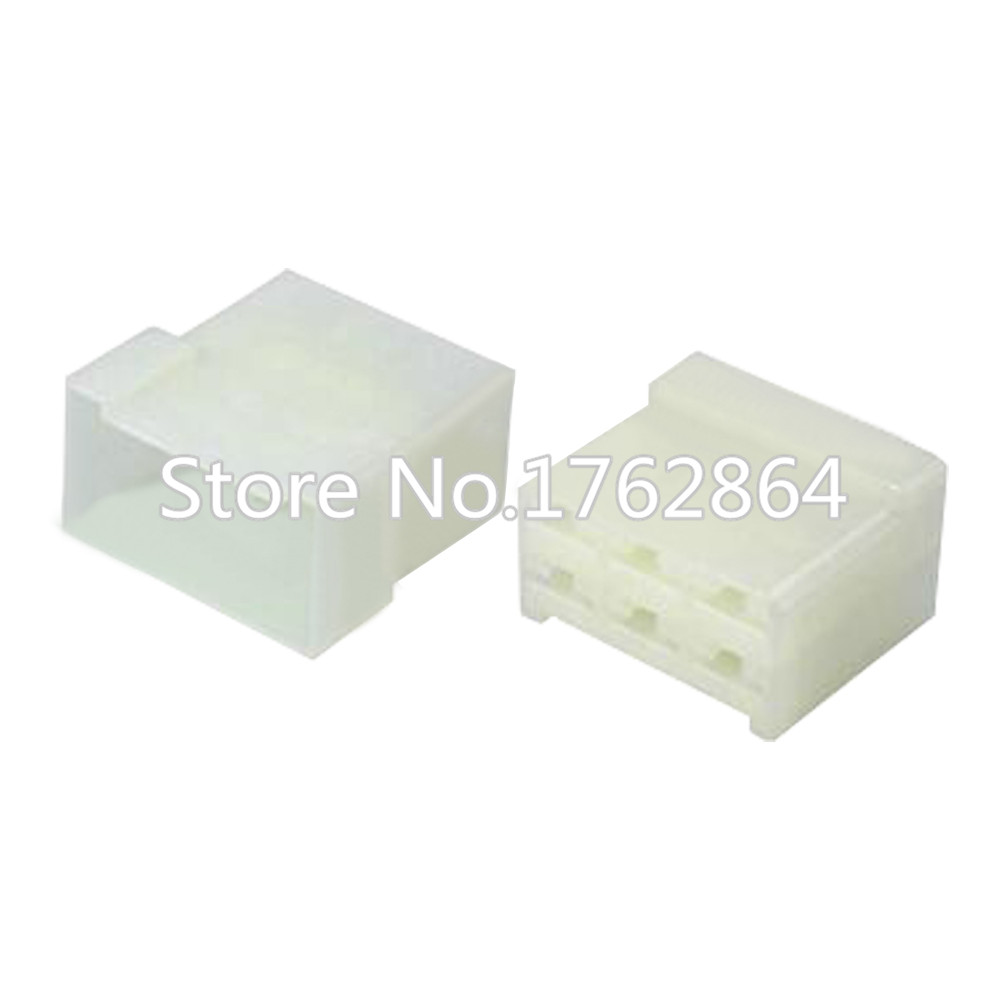 6 Pin Plastic Parts Household Appliances Connector With Terminal Auto Wiring Harness Terminals Dj621a 4 0a Product Images Dj7065 63 11 21 Car In Connectors From Lights Lighting On