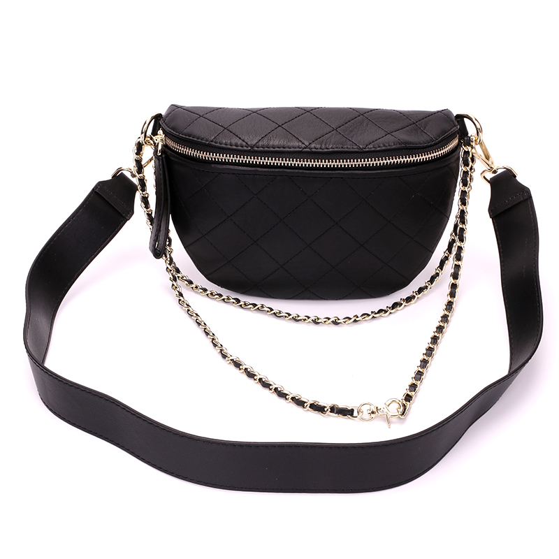 Wild Fox And Pink Moon Sport Waist Bag Fanny Pack Adjustable For Run
