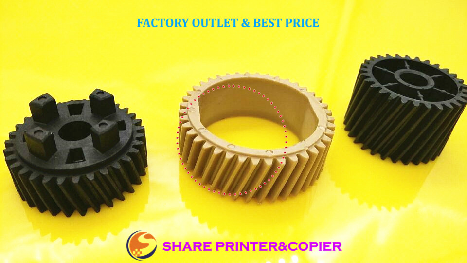 SHARE Compatible new AF2075 Fuser gear kit AB01-2062 B140-4194 B247-4194 AB01-2328 For Ricoh AF2075 AF2060 MP6000 6500 7000 8000 high quality new original fuser drive gear compatible for canon ir5000 6020 5020 6000 fs7 0658 000 75t 22t gear