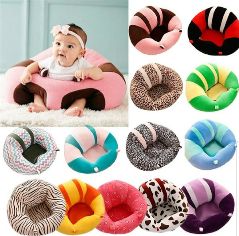 Baby Learning To Sit Chair Baby Support Seat Sofa Plush Toys
