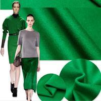 Зеленая кашемировая ткань, Италия, заказывает шерстяную ткань, плотное пальто, кашемировая шерстяная ткань, оптовая продажа кашемировой тк