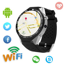 S99C Android 5.1 OS 2GB+16GB Smart Watch Electronics Android 1.39 Inch Mtk6580 SmartWatch Phone Support 3G Wifi Nano SIM WCDMA