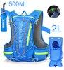 Blue backpack 2.5L