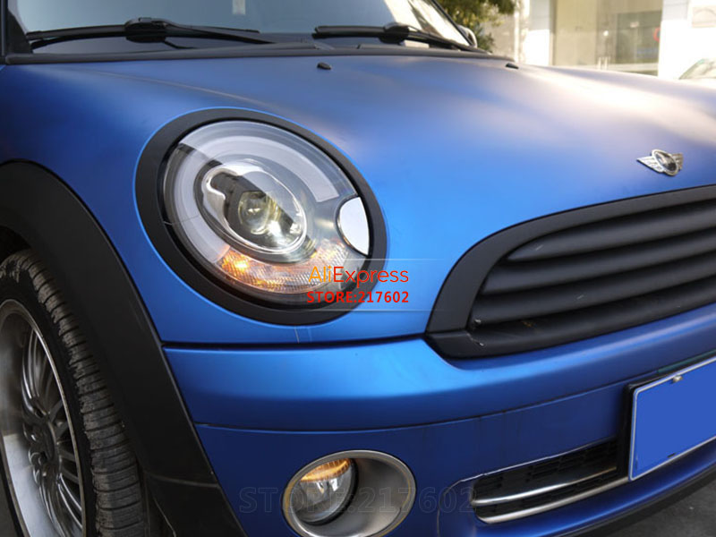 For Bmw Mini Cooper R56 Headlights Fit 2007 2017 Original Halogen Lights Top Quality Easy Install Tuning Lamps In Car Light Embly From Automobiles