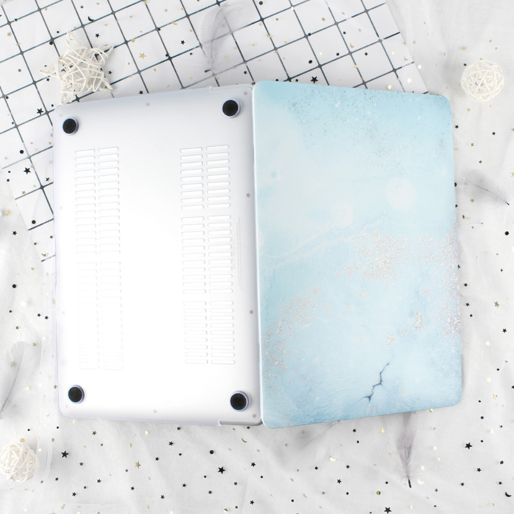 Marble Retina Case for MacBook 145