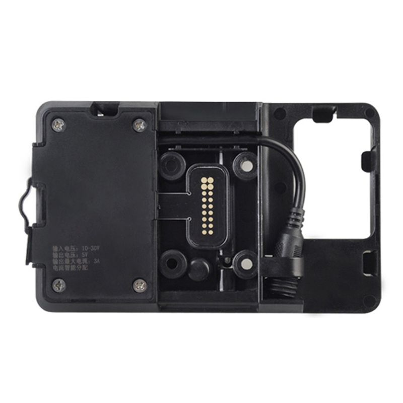Mobile Phone Navigation Bracket USB Phone Charging For BMW R1200GS 12MM Mount Car Accessories