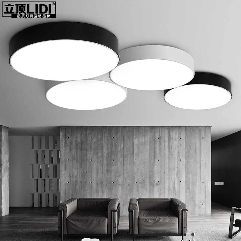 Online Shop Standing On Top Of The Modern Office Lighting Ceiling LED  Shopping Mall School Art Gallery Studio Office Lamp | Aliexpress Mobile
