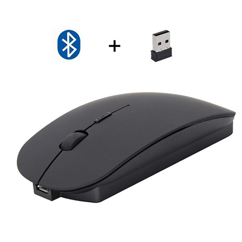 Rechargeable 800/1200/1600 DPI Wireless Mouse USB Interface Optical Sensor 10M Low-noise Gaming Mice