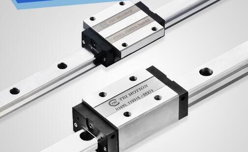 tbi brand for 1pc rail 600 mm and 2 blocks TRH15FN