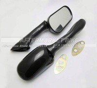 Motorcycle Rearview Mirror For Honda CBR 600 F2 1991 1992 1993 1994 Rear View Side Mirrors
