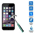Ultra thin templado protector de pantalla de cristal para iphone 7 6 6 s plus 5 caso Para Apple iPhone7 5S SÍ Plus Para iphone6s Caja Oficial