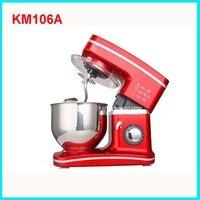 FM106 elettrico 5.5l шеф повар домашняя кухня приготовления пищи смеситель стоять torta di макароны ди панели микшера macchina 1000 Вт 220 В /50 Гц 8 скорость