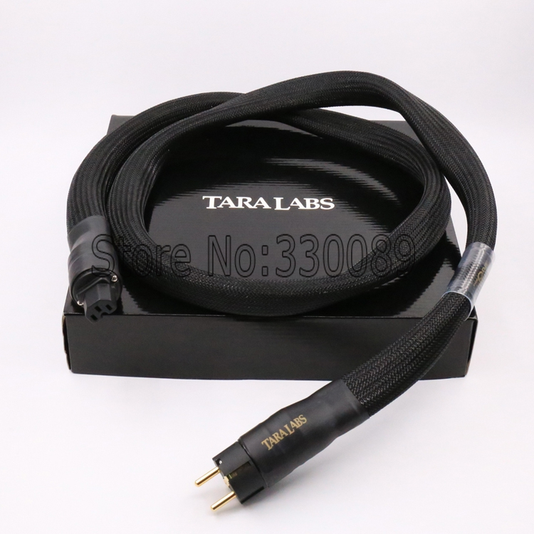 1.8m TARA LABS The One EX / AC Power Cable EU plugs for CD AMP power wire tobyfancy spider man action figure play arts kai collection model anime toys amazing spiderman play arts spider man