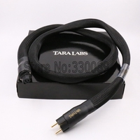 1.8m TARA LABS The One EX / AC Power Cable EU plugs for CD AMP power wire