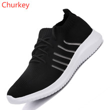 Fashion Casual Shoes Mesh Breathable Shoes Outdoor Lightweight Walking Sneakers Tenis Zapatos De Hombre Sock Shoes Plus Size