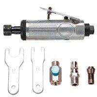 Valiantoin 25000 RPM Air Grinder Mini Air Angle Die Grinder Kit Pneumatic Tools Air Grinding Set