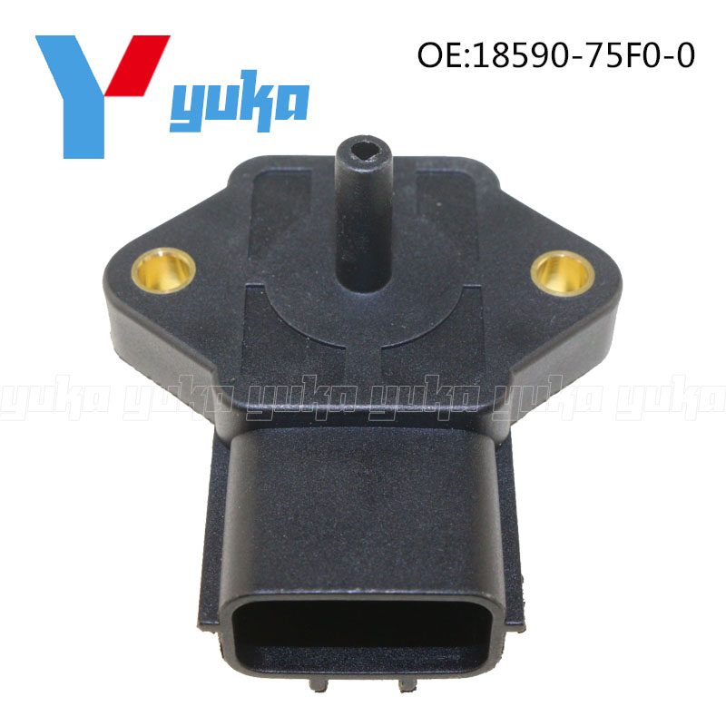 Collettore di Pressione di Sovralimentazione MAP Sensore Per Nissan Altima Frontier Maxima Pathfinder Sentra Xterra 2.4L da 3.0L 3.3L 1.8L 22365-9E010