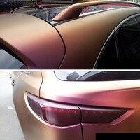 1.52*15M Car Body Sticker Car Wrap Vinyl Sticker hameleon Carbon Fiber Vinyl Film Wrap Color Change Car Stickers