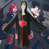 Cosplay Naruto Cloak Costumes for Halloween Cosplay party Supplies Anime Clothing Cloak