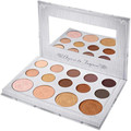 In Stock Brand 14Colors Makeup Matte Eyeshadow Pallete Highligter Pallet Makup Glitter Carli Bybel Eyeshadow Pallete