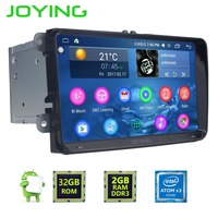 Joying Car Radio For VW 8 Inch Double 2 Din Car Multimedia Player GPS Navigation DVD