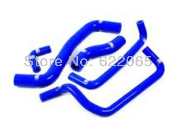 Performance Radiator Silicone Hose Kits For TOYOTA LEVIN AE101/110 93-97 7AFE 4AFE