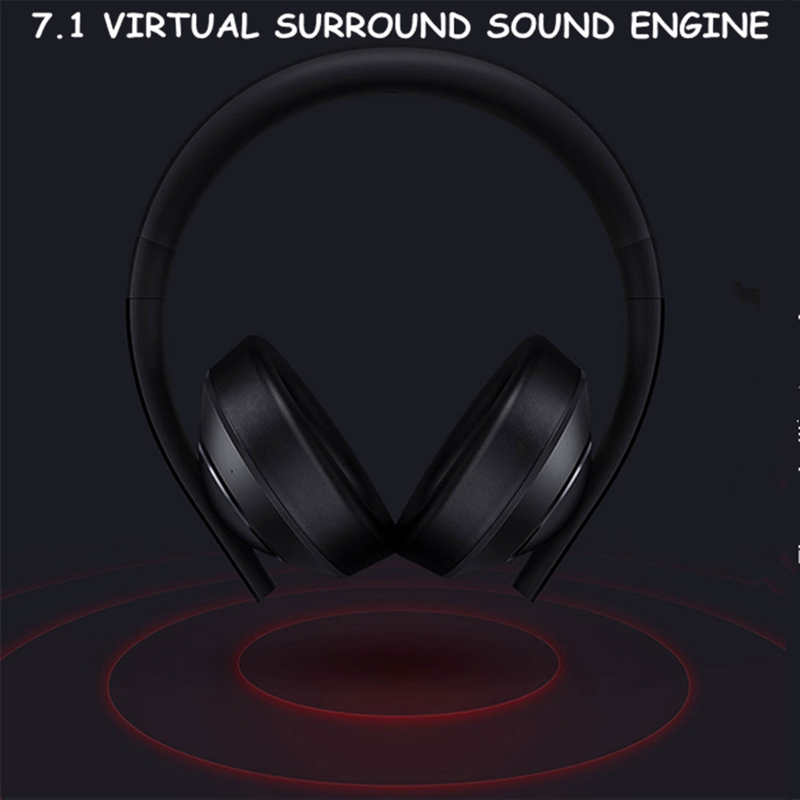 Image 2 - Original Xiaomi MI Gaming Headset 7.1 Virtual Surround Headphones 3.5mm With Microphone Noise Cancelling For PC PS4 Laptop Phone-in Phone Earphones & Headphones from Consumer Electronics