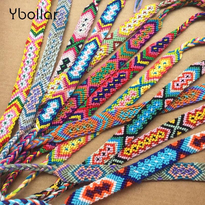 Woven Friendship Bracelet