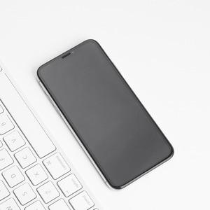 Image 5 - Xiaomi 3D מלא כיסוי מסך מגן Scratchproof מזג זכוכית מסך כיסוי סרט עבור iPhone XS מקס/XS/X/XR/8P/8/7P/7