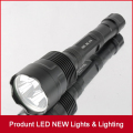 3*XML T6 LED Flashlight 3800 Lumens 5 Modes Extendable Led flashlight 3*CREE LED Torch Light Water Resistant for 18650