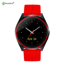 Smart Watch Professional Sports Smartwatch Bluetooth Phone Wristwatch Full Circle Smart Bracelet Sports Adult Smartwatch