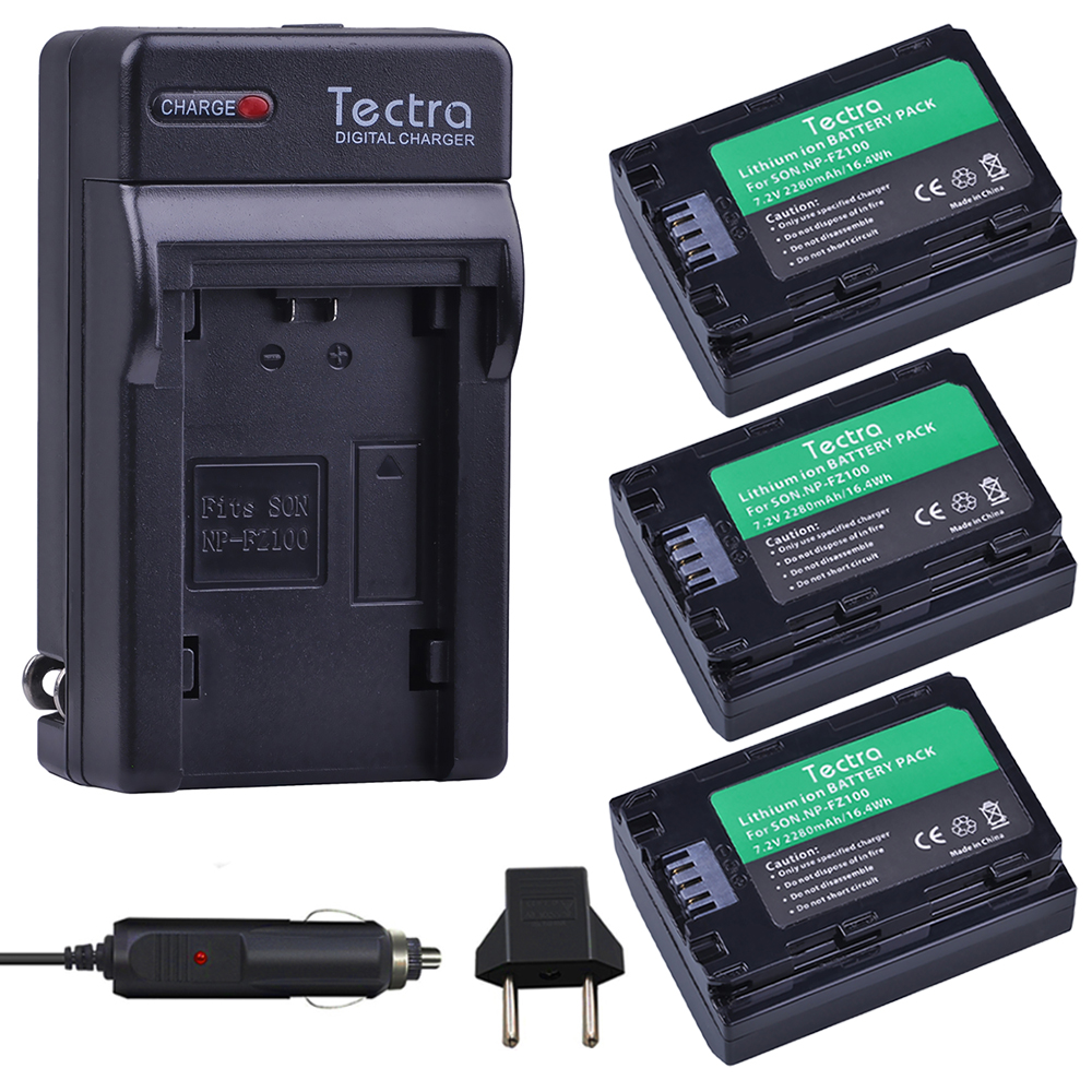 3 pcs NP FZ100 NP-FZ100 NPFZ100 camera battery+Digital Charger for for Sony ILCE-9, BC-QZ1, a7r3, A7RIII, ILCE-7RM3, A9R, 7RM33 pcs NP FZ100 NP-FZ100 NPFZ100 camera battery+Digital Charger for for Sony ILCE-9, BC-QZ1, a7r3, A7RIII, ILCE-7RM3, A9R, 7RM3