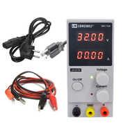 LW 3010D DC Netzteil Einstellbar Digitale Lithium-Batterie Lade 30V 10A Schalter Labor Power Supply Voltage Regulator
